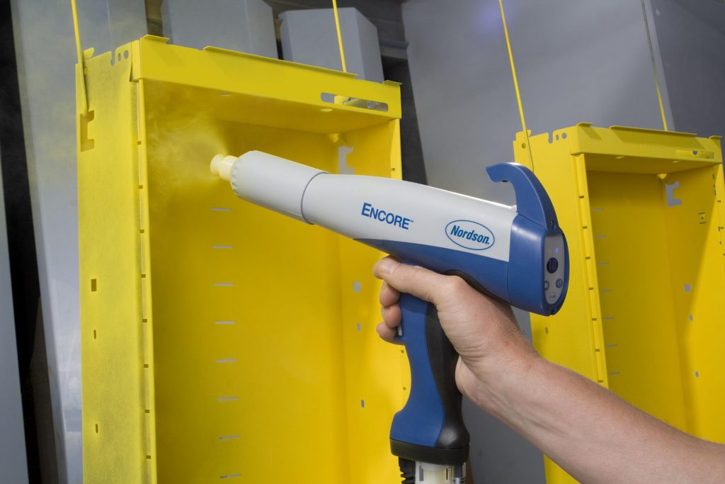 Эффективность порошковой окраски - современные установки напыления порошковой краски